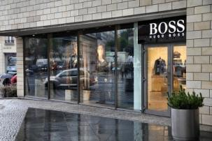 Hugo Boss eleva su beneficio en casi 2%