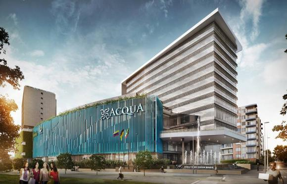 acqua power center colombia - Falabella estrena nueva tienda en el centro comercial Aqcua Power Center