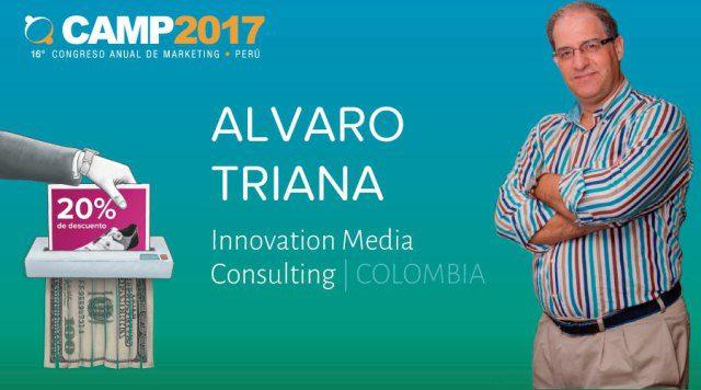 """lvaro Triana 2 - """"Facebook y Google acaparan más del 70% del mercado mundial de la publicidad digital"""""""
