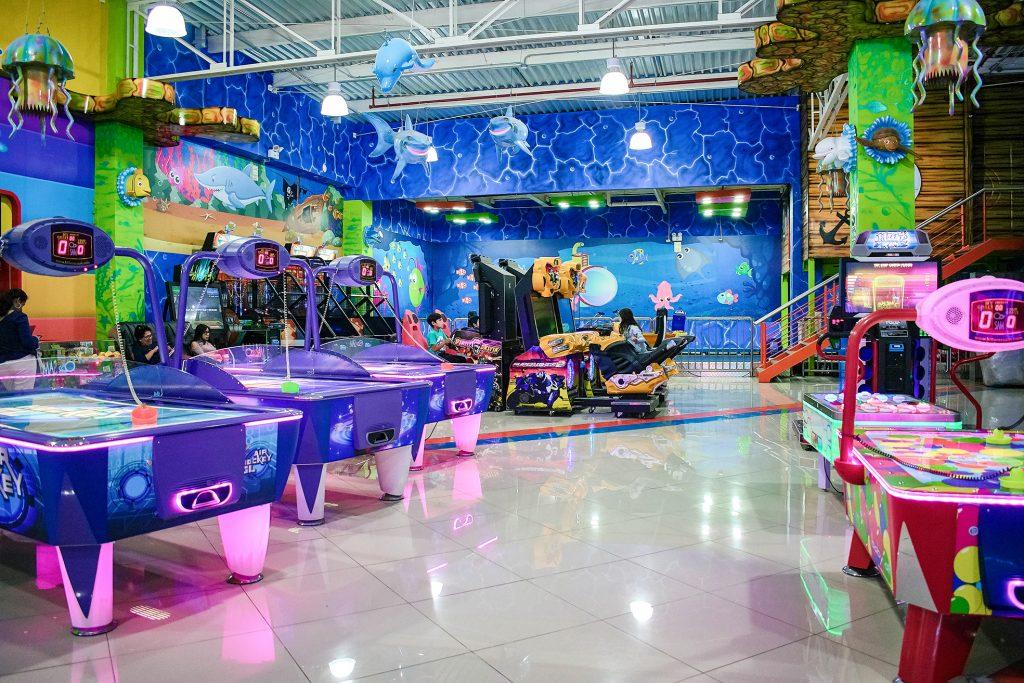 002 1024x683 - Fantasy Park abrió su primer local temático en Villa El Salvador