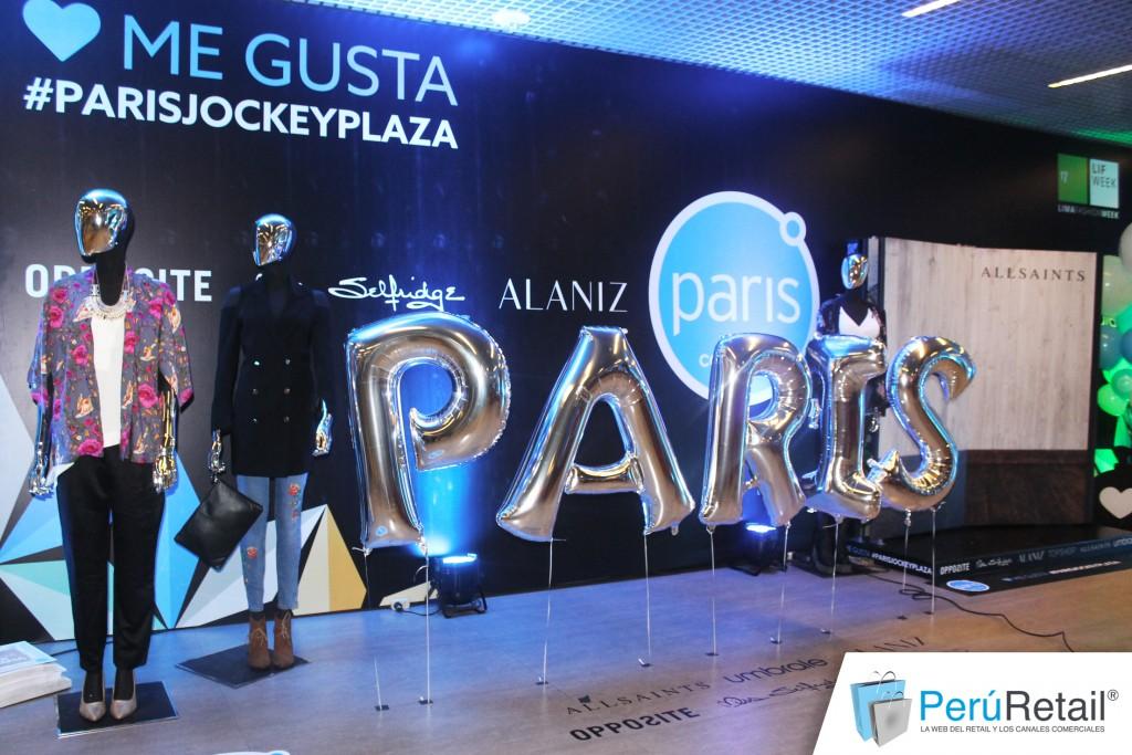 03 1024x683 - Paris planea abrir 3 tiendas en Lima hasta el 2019