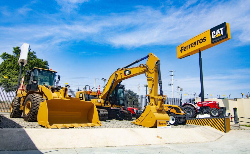 04. Inauguración Ferreyros Ica - Ferreyros ofrecerá un portafolio completo de maquinaria y servicios en Ica
