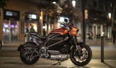 LiveWire: Motocicleta eléctrica Harley Davidson