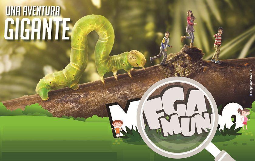 152320 - MegaMundo llega al Parque Lambramani de Arequipa
