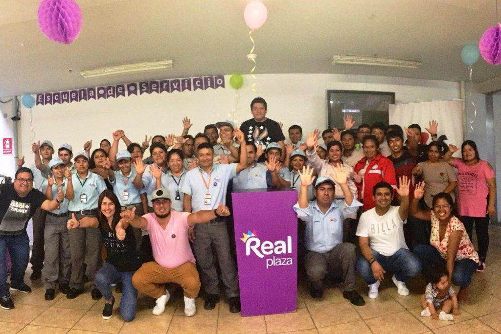 2. Hacer notar su importancia - Perú: Real Plaza recibe casi 16 millones de personas al mes