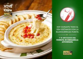 img 1435262900 - Olive Italian Restaurant te invita a vivir los goles de la Copa América
