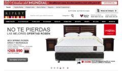 ripley web chile 240x140 - Ripley prevé mejorar sus ventas a través del ecommerce