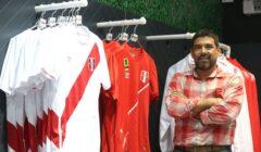ventas de camisetas de selecci n en provincias Umbro 240x140 - Ventas de camisetas peruanas se elevaron por Copa América