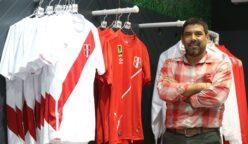 ventas de camisetas de selecci n en provincias Umbro 248x144 - Ventas de camisetas peruanas se elevaron por Copa América