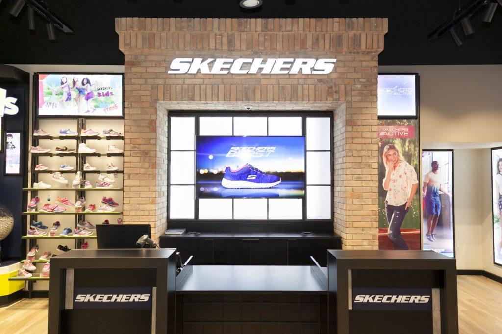 20170817 1182 print 1024x682 - Skechers inauguró oficialmente una exclusiva tienda en Mall del Sur