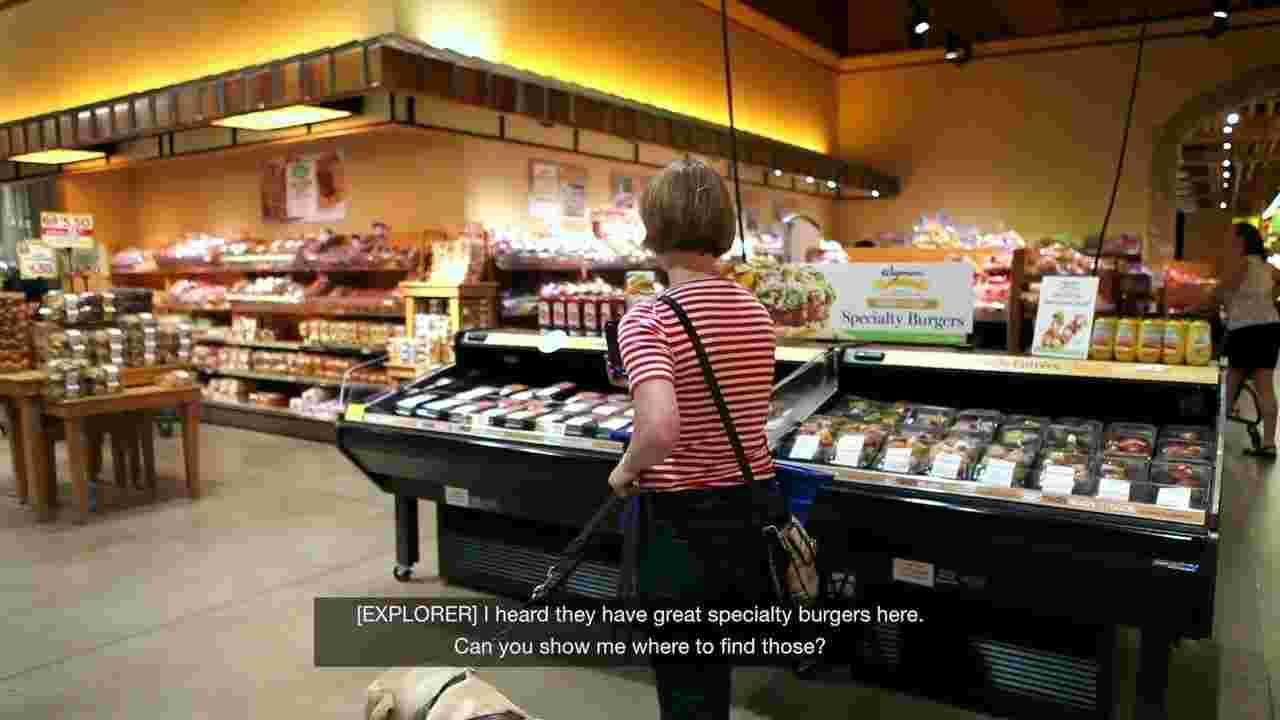 28911775001 5827444302001 5827437298001 vs - EE.UU: Supermercado Wegmans incluye app tecnológica para ciegos