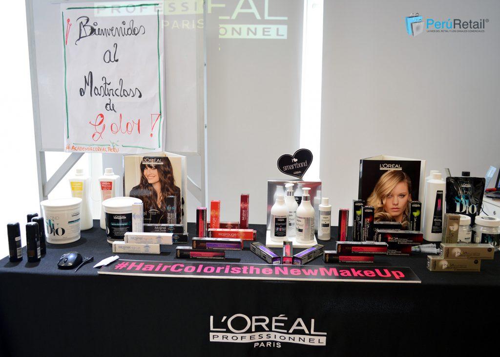 3 3 1024x730 - Conoce la nueva academia para estilistas de L'Oréal Perú