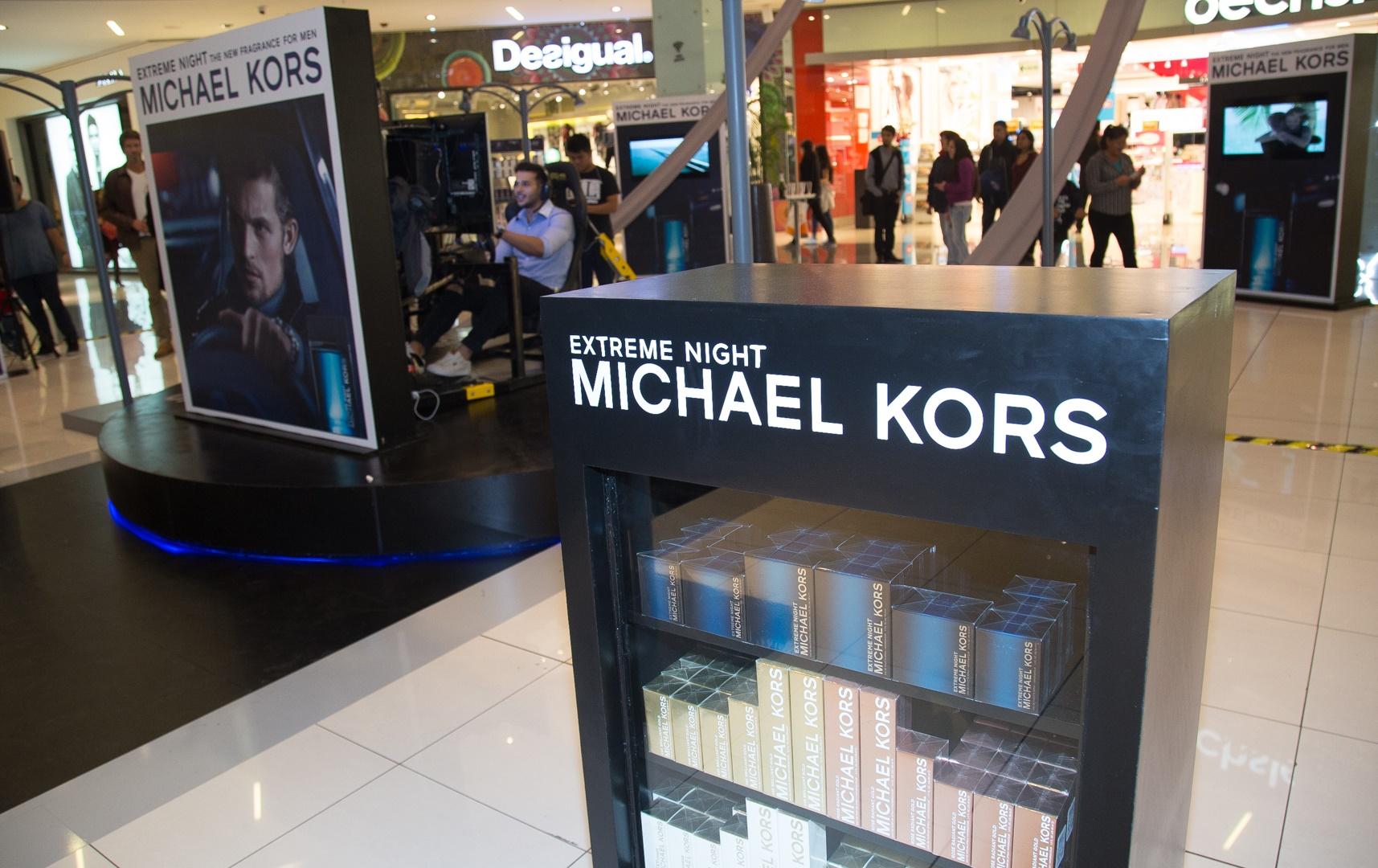 322 - Michael Kors lanza nuevo perfume para el mercado peruano