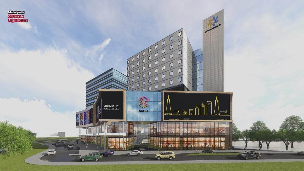 3D Nuevo Universo ZonaComercial - Nuevo centro comercial llegaría a San Martín de Porres en 2021