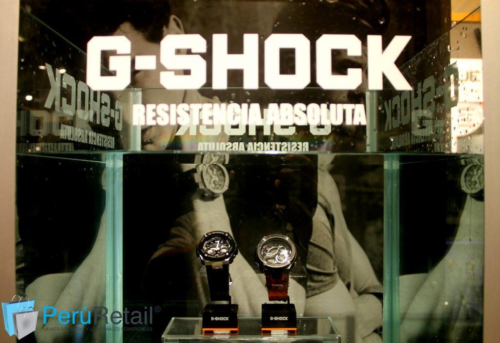4594 Peru Retail 1024x704 - G-SHOCK presenta nueva línea de relojes en Perú