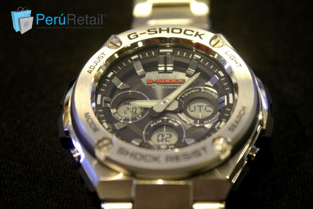 1fb3c29129be G-SHOCK presenta nueva línea de relojes en Perú
