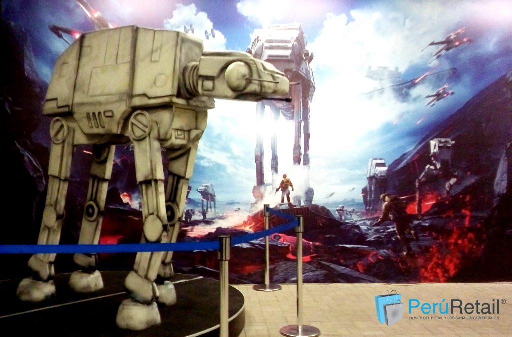 4603 Peru Retail 1024x674 - May the 4th be with you: Celebra el día de Star Wars en Mall del Sur