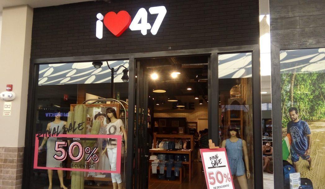 47 street 9212 - 47 Street reingresa a Bolivia con una tienda en Cochabamba