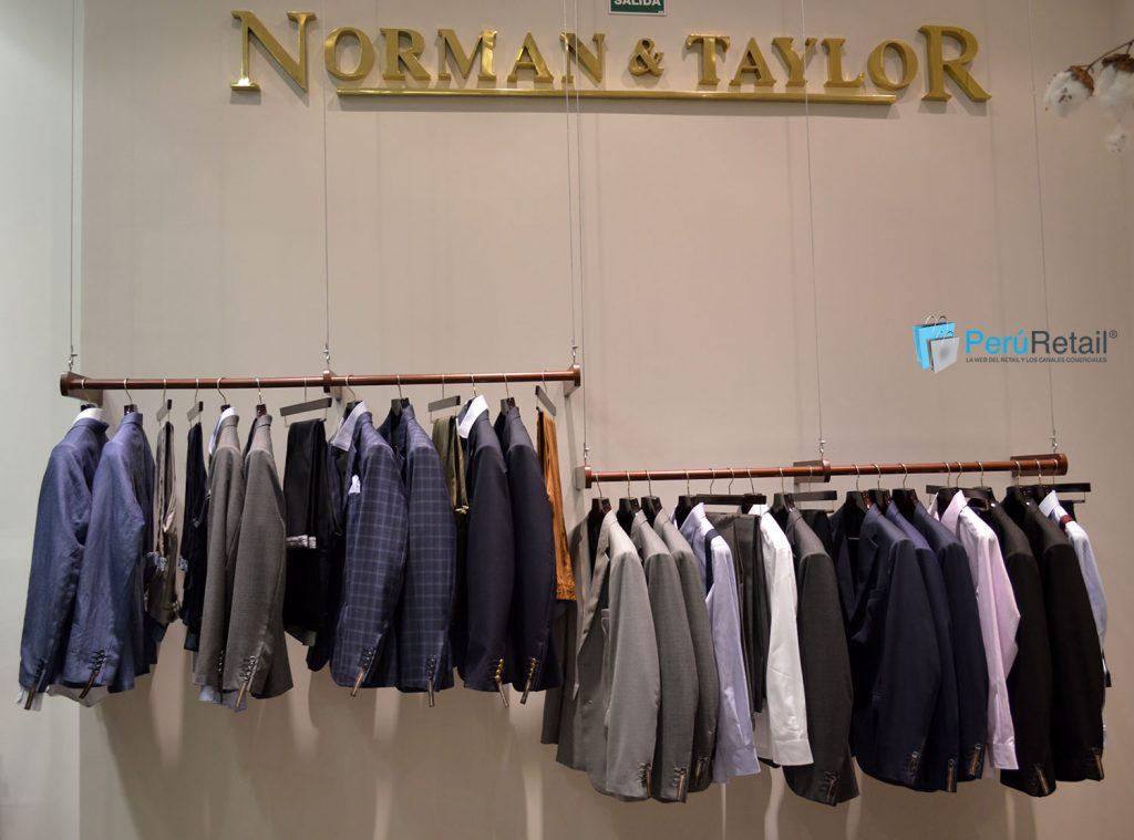5 1 1024x759 - Norman & Taylor inauguró pop up store en el Jockey Plaza