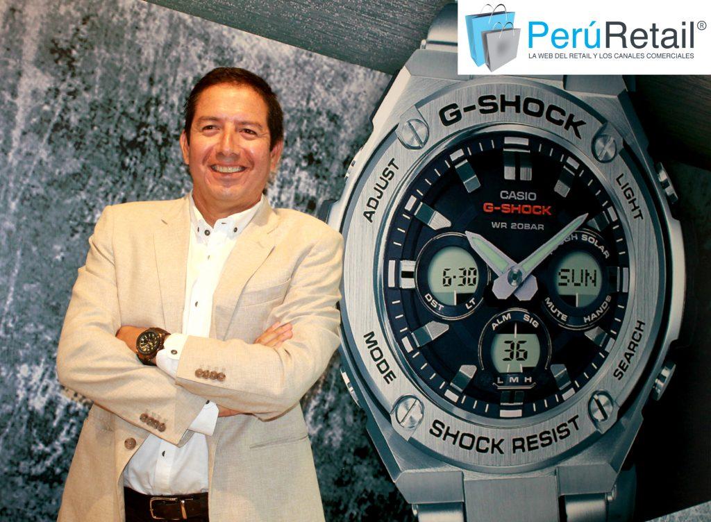 2aa33f3ffefb 556 Peru Retail 1024x752 - G-SHOCK presenta nueva línea de relojes en Perú