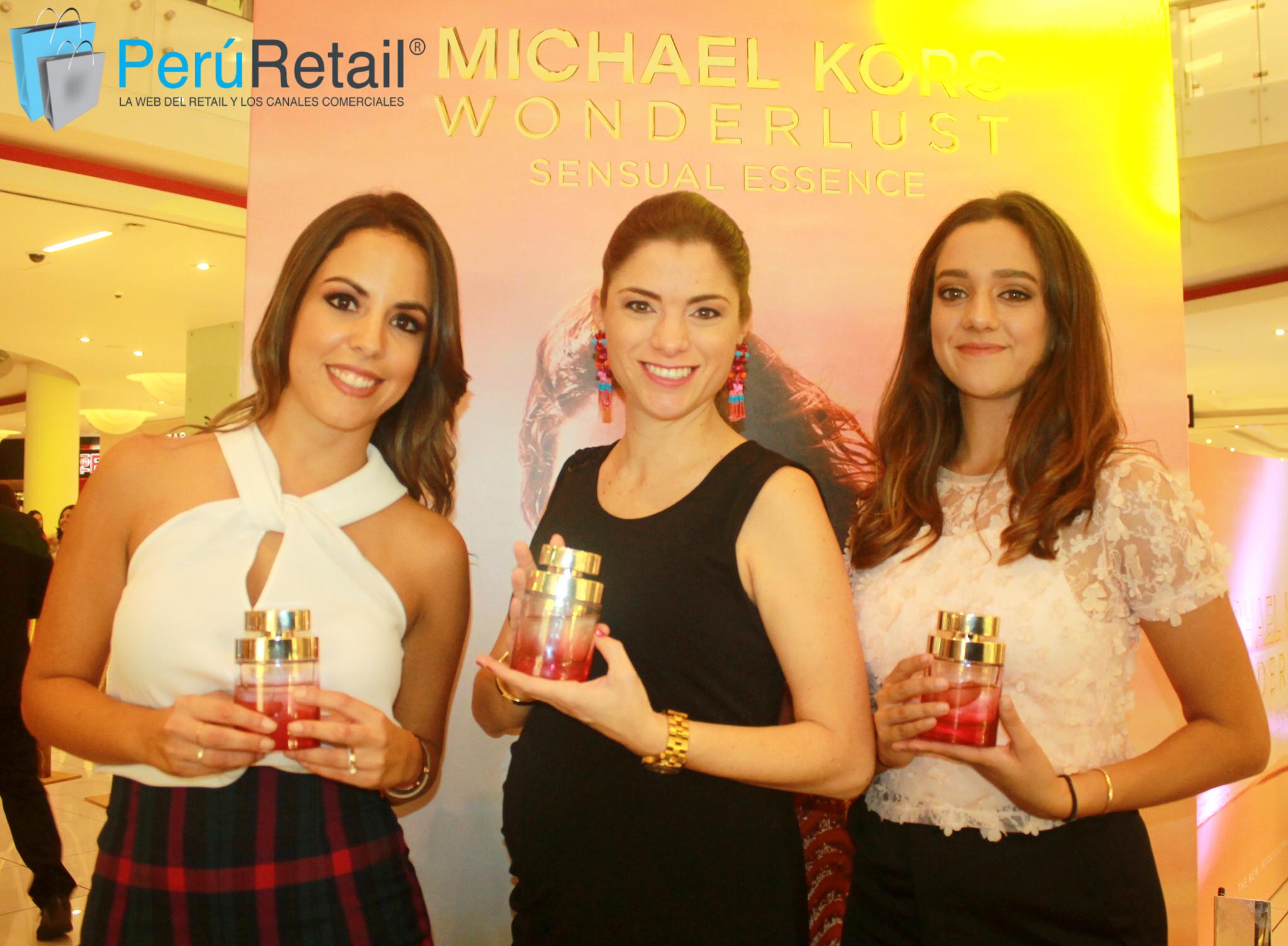 """6617 Peru Retail - Michael Kors Perú: """"El 90% de nuestras ventas se da a través del sector retail"""""""