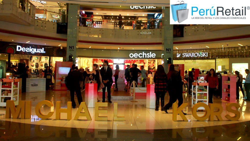"""6633 Peru Retail 1024x577 - Michael Kors Perú: """"El 90% de nuestras ventas se da a través del sector retail"""""""