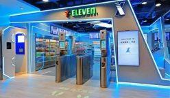 7 eleven cinco 248x144 - 7-Eleven abre tienda inteligente sin personal en Taiwán