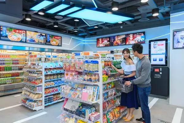 7 eleven uno - 7-Eleven abre tienda inteligente sin personal en Taiwán