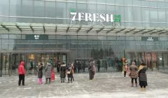 7fresh jd 240x140 - JD.com abrió su primer supermercado físico '7Fresh' en China