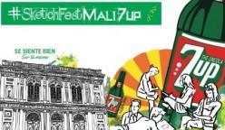 7up 2 248x144 - 7Up y MALI traen por segunda vez su festival artístico 'SketchFest'