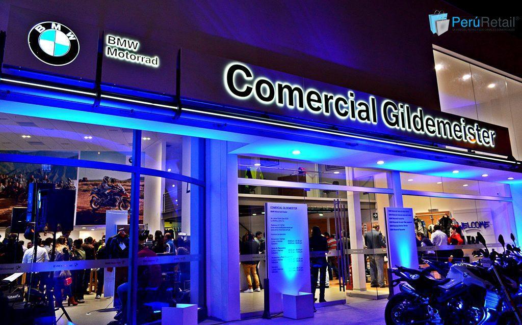 99 peru retail 1 - Conozca el renovado showroom de BMW Motorrad en Lima