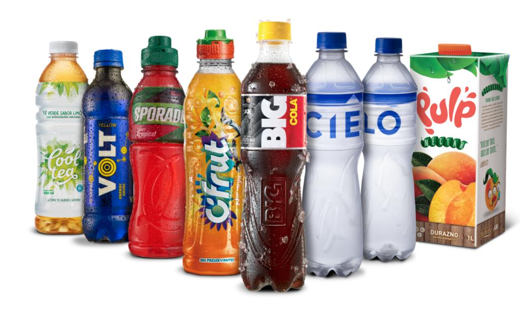 AJE Global Brands 1024x618 - AJE se niega a dejar de operar en México y Brasil