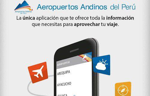 APP AEROPUERTOS ANDINOS DEL PERU - Aeropuertos Andinos del Perú negocia administración de mall en aeropuerto de Tacna