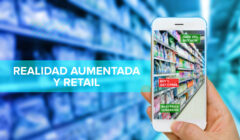 tecnología retail realidad artificial y virtual A/VR