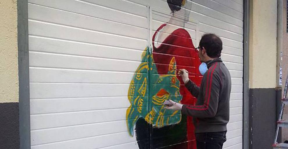 ARTE URBANO 2 PERÚ RETAIL - Real Plaza abre hoy sus puertas al arte urbano