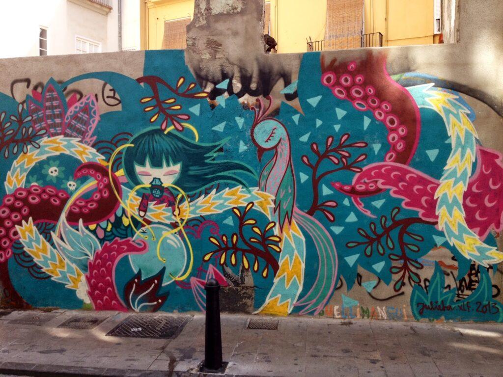 ARTE URBANO PERÚ RETAIL 1024x768 - Real Plaza abre hoy sus puertas al arte urbano