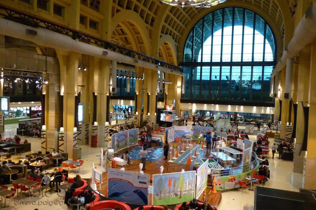 centros comerciales Abasto Shopping