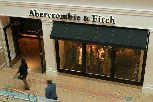 Abercrombie & Fitch en Latinomérica