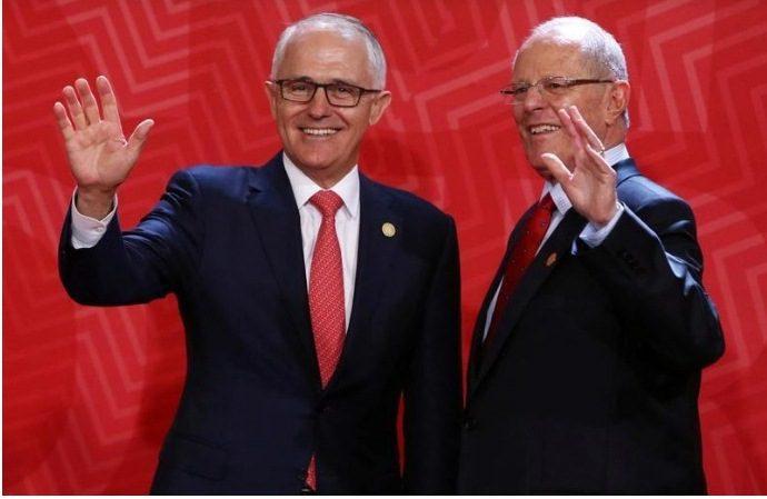 Acuerdo comercial Peru y Australia