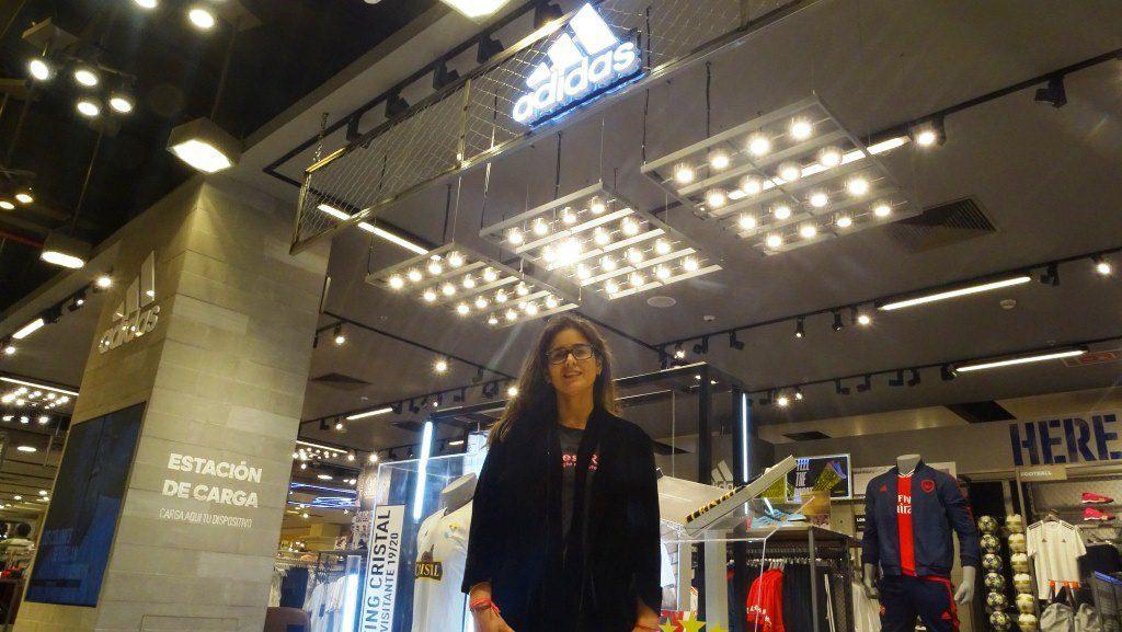 Adidas 1 1 - Adidas da un paso a su transformación digital y presenta innovadora tienda en Perú