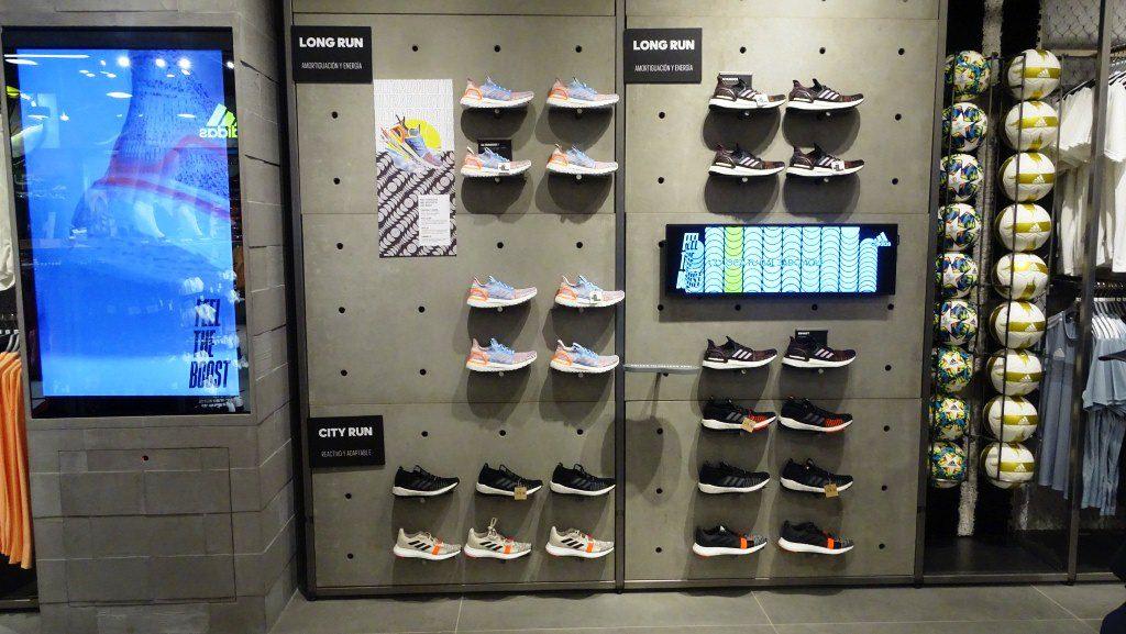 Adidas 12 - Adidas da un paso a su transformación digital y presenta innovadora tienda en Perú
