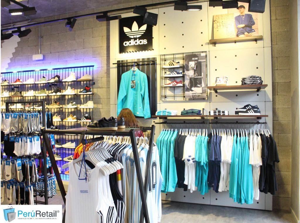 Adidas 3 1024x762 - Perú: Estas son las provincias donde Adidas ingresaría con tiendas franquiciadas