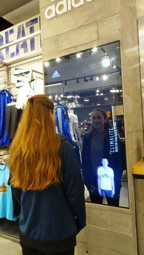 Adidas 6 1 - Adidas da un paso a su transformación digital y presenta innovadora tienda en Perú