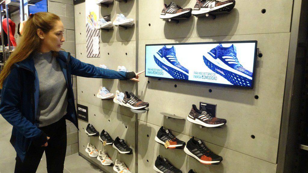 Adidas 8 - Sector retail avanza positivamente en el mercado peruano