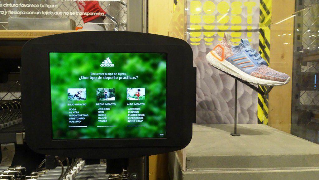Adidas 9 - Adidas da un paso a su transformación digital y presenta innovadora tienda en Perú