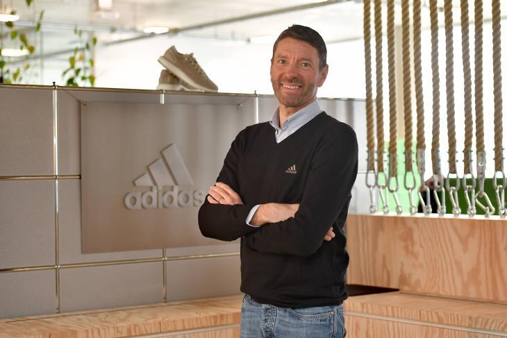 Adidas CEO Kasper Rorsted - Adidas invertirá 30 millones de euros en la reestructuración de Reebok