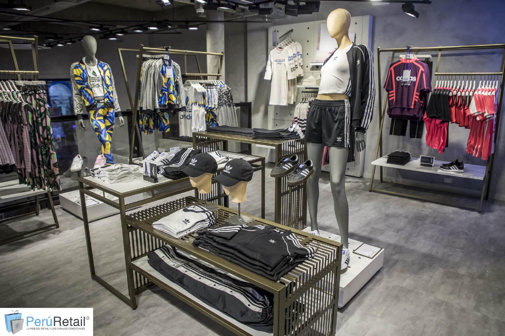 Adidas Originals 11 - Conozca por dentro la tienda Adidas Originals más grande del Perú