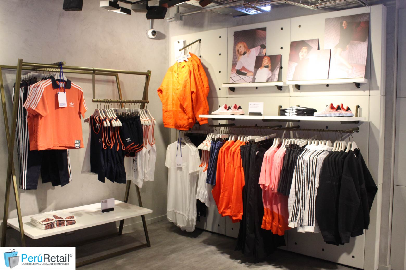 Adidas Originals 17 - Conozca por dentro la tienda Adidas Originals más grande del Perú