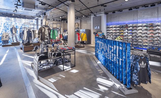 Adidas Originals tienda 635 - Adidas abrirá más tiendas Originals en el Perú