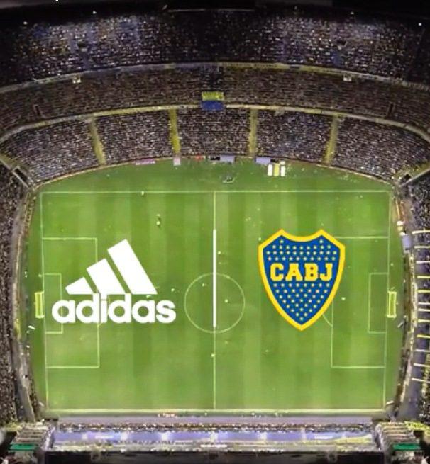 Adidas y Boca Juniors